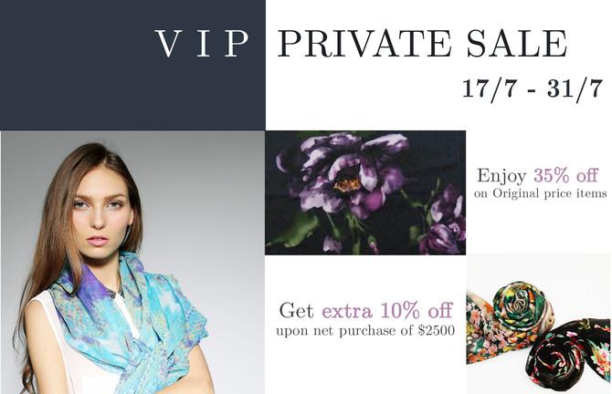 VIP Private Sale