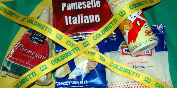 Il Web uccide il made in Italy tra falso Parmigiano e prosecco taroccato
