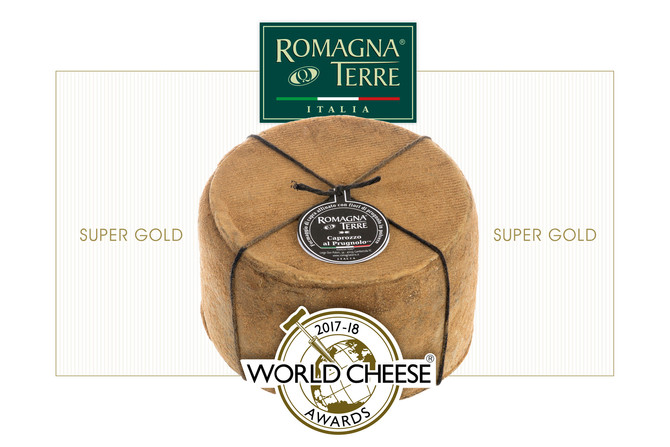 World Cheese Awards - Una nuova stimolante vittoria!