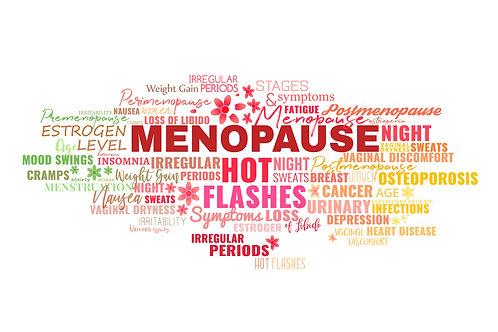 Menopause Misunderstood Webinar and Challenge