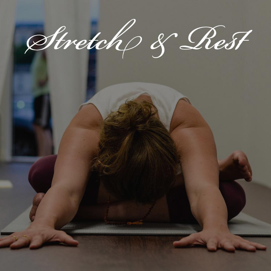 Stretch & Rest June course
