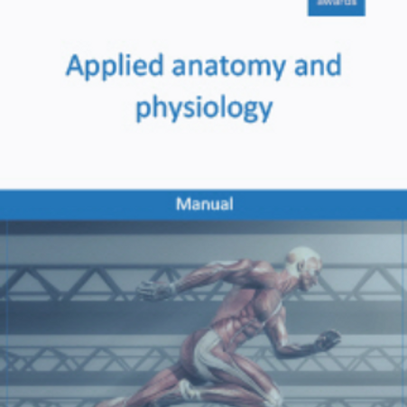 Applied Anatomy & Physiology manual