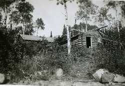 Dupont's home on Pipestone Bay