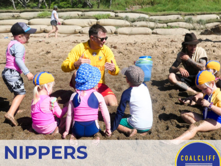 A Message from our Nippers Captain