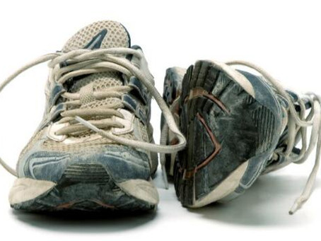 DON'T FORGET! Running Shoes Next Nippers!
