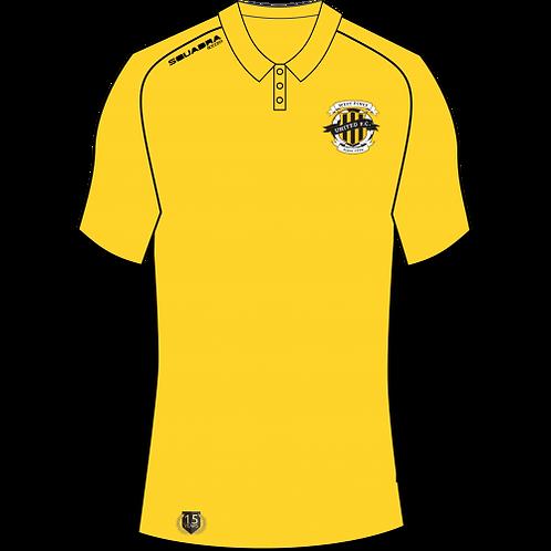 WPU Travel Polo Yellow