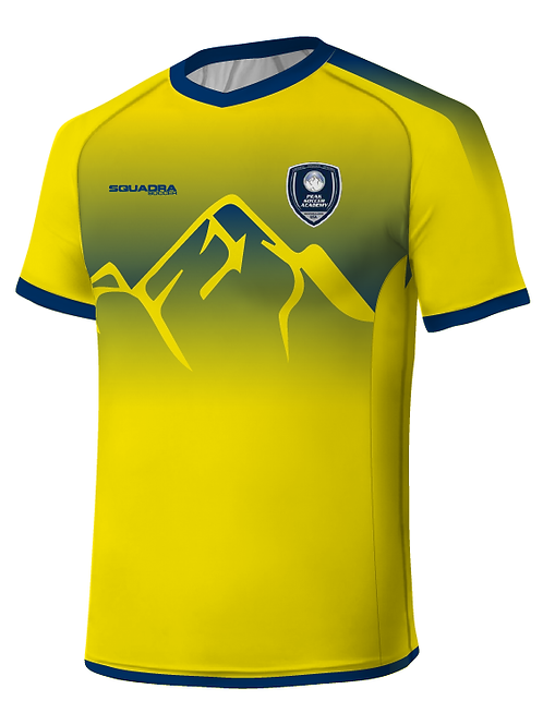 PEAK Player Game Jersey Yellow (Away)