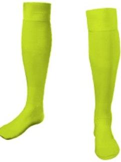 JRS-ESA Player GK Game Socks Neon Yellow
