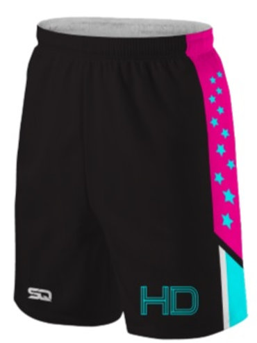 HD Vice Shorts Black