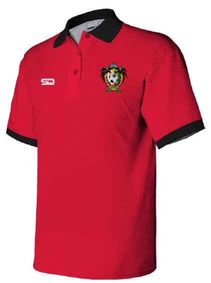 SPSA Polo Red