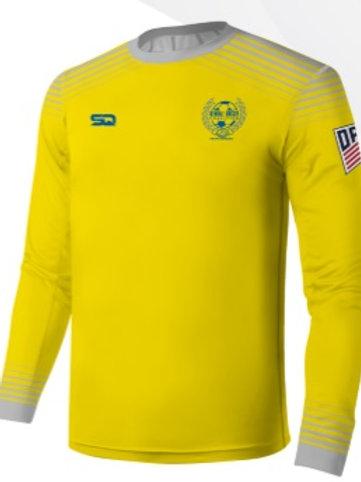 KSC Goal Keeper Jersey Yellow