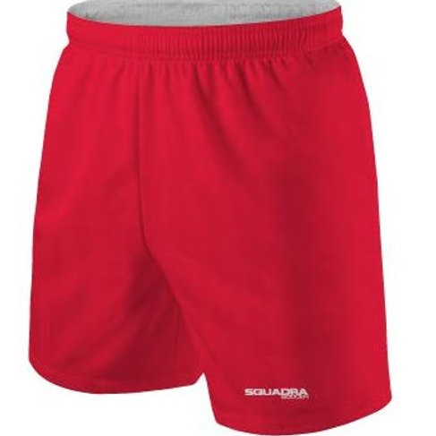 Red Rec Shorts