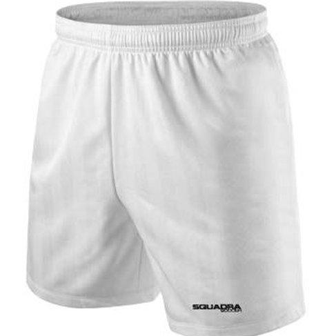 White Game Shorts