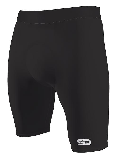 SQ Compression Shorts Black