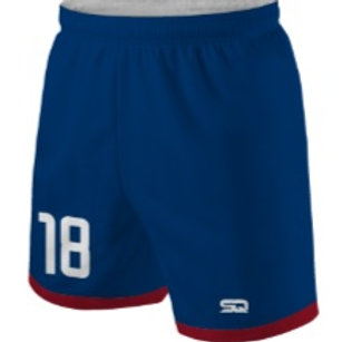 LEVANTE-UD Game Shorts Navy