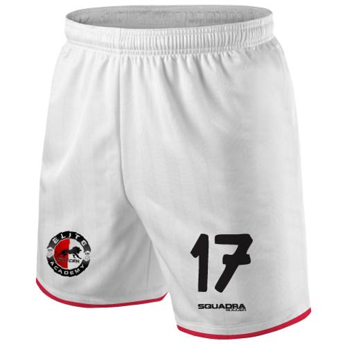 Elite SA Player Game Shorts White (Home)