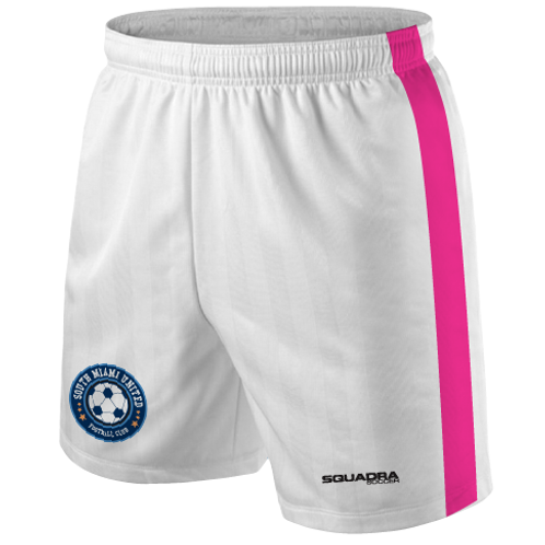 SMUFC 2017 Game Shorts White