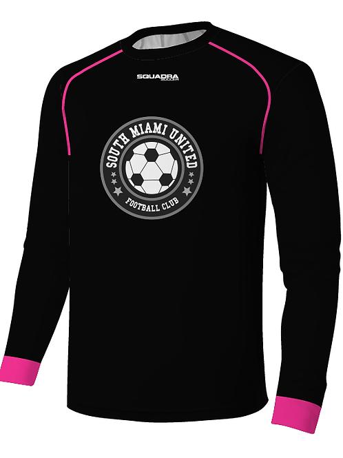 SMUFC LS Training Jersey Black