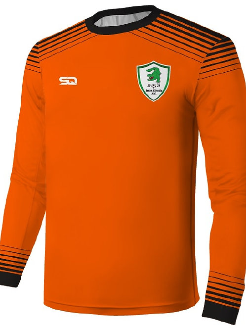 INTER FL Goal Keeper LS Jersey Orange