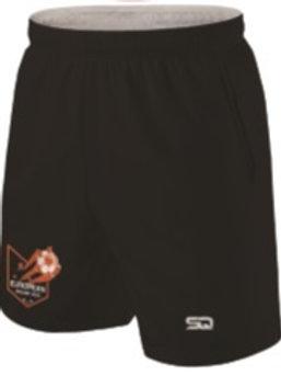 European SC Travel Shorts with pockets