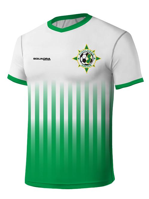 PSA TRAVEL Player Game Jersey White-Green