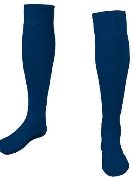 SMUFC SQ 2018 Game Socks Navy