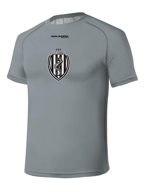 Cesena Training Jersey, Grey