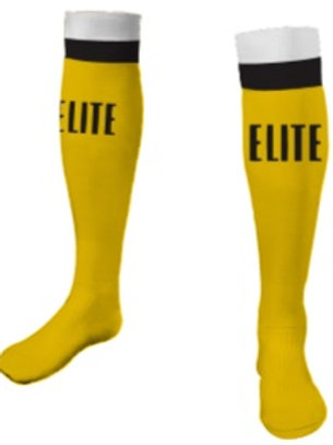 JRS-ESA Player Game Socks Gold