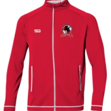 SHFC Track Jacket Red-White