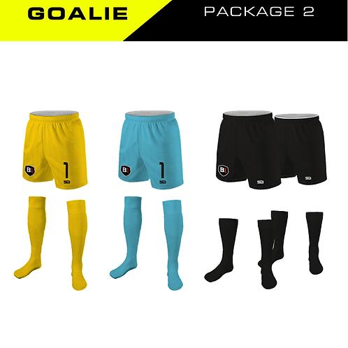 B1USA Goal Keeper Package 2 (Bottoms)