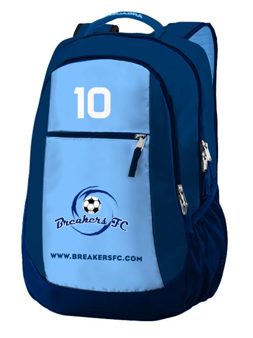 Breakers FC Backpack