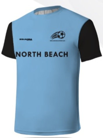 NORTH BEACH Game Jersey Blue-Black
