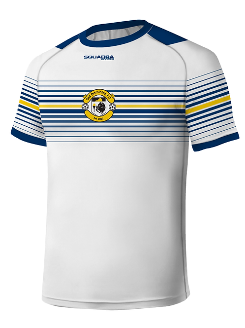 ODFC White Game Jersey