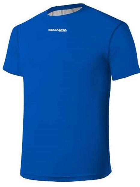 Royal Blue Squadra Training Jersey