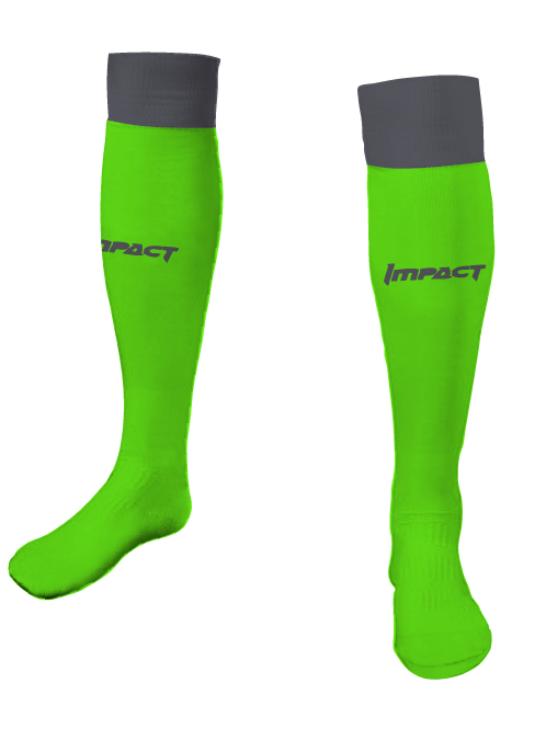 Impact Game Socks Green (Away)