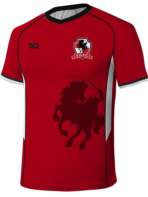 SHFC Player Game Jersey Red