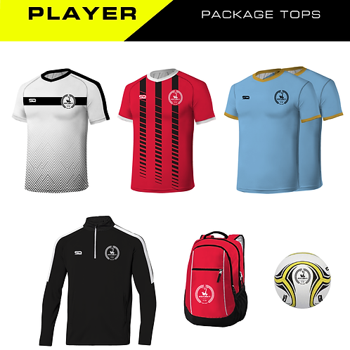 Inter FL Player Package (Tops)