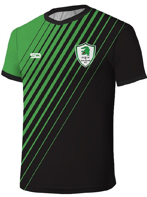 INTER FL Player Game Jersey Black-Green