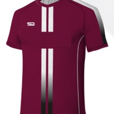 YOUR CLUB Player Game Jersey Maroon