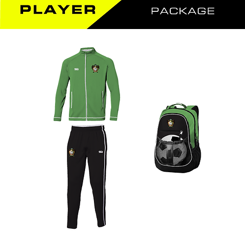 SPSA Player Package (Track Suit+Backpack) (Ball not included)