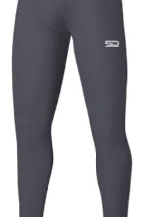 SQ Compression Tights Grey