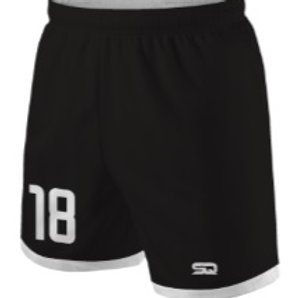 LEVANTE-UD Game Shorts Black-White