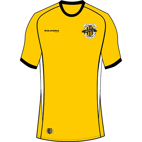 WPU Game Jersey Yellow (Home)