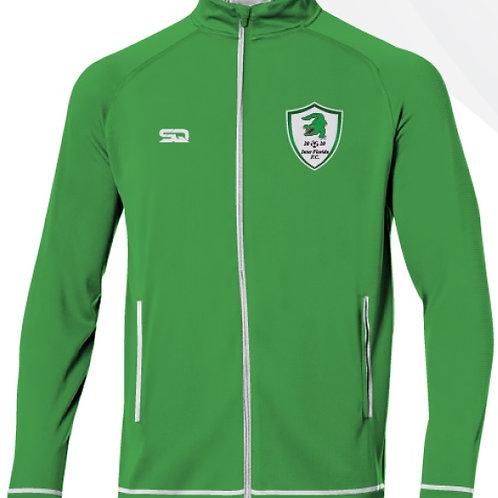 INTER FL Track Jacket Green