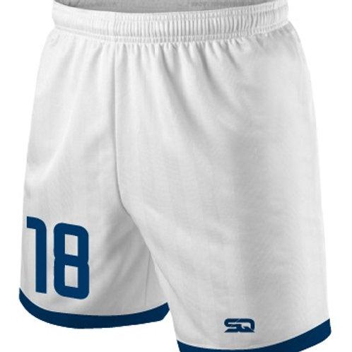 SMUFC SQ 2018 Game Shorts White