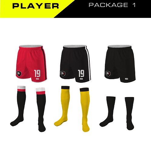 B1USA Player Package 1 (Bottoms)