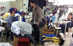 Uniform Sewing Room