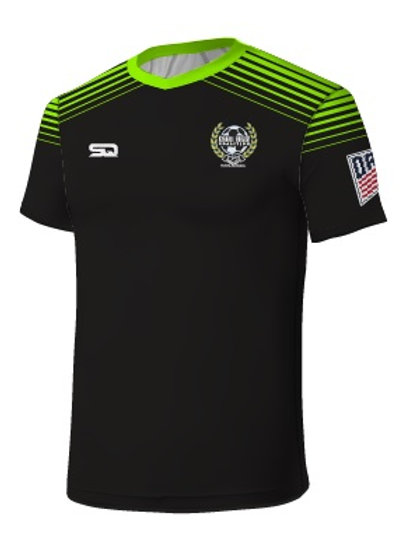 KSC Goal Keeper Jersey Black