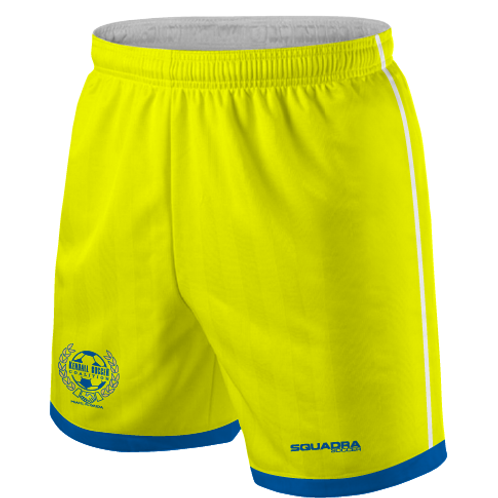 KSC GK Game Shorts Gold (Home)