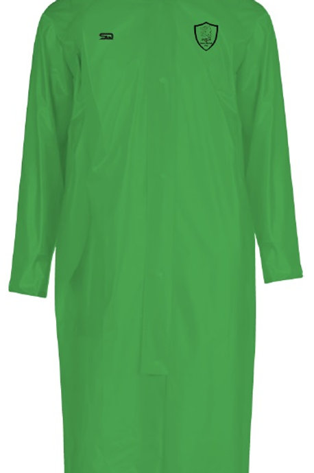 INTER FL Poncho Transparent Green